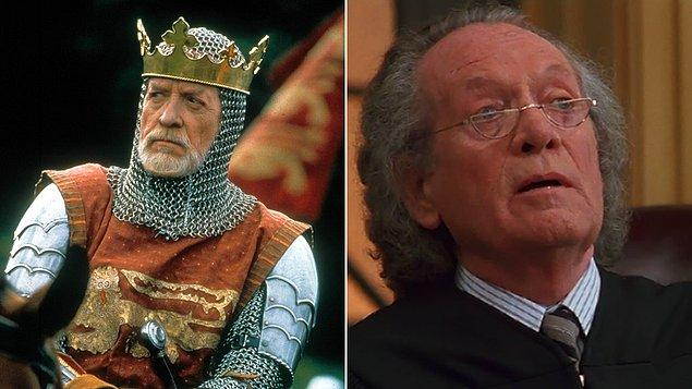 3. Patrick McGoohan – Kral Edward