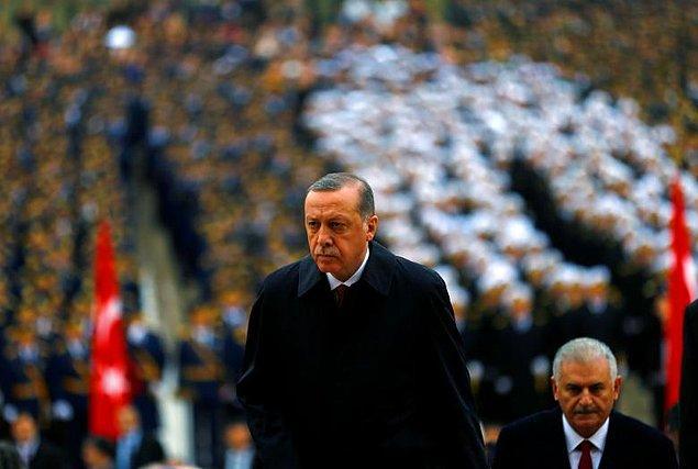 Cumhurbaşkanı Erdoğan ve Başbakan Yıldırım bugün programlarında yer almayan bir görüşme gerçekleştirmişti.