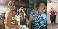 Женщина сбросила 25 килограммов, питаясь в ресторанах!