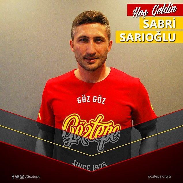 29. Sabri Sarıoğlu ➡️  Göztepe