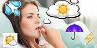 Пройдя этот тест, вы с лёгкостью узнаете, какой погодой могли бы быть