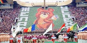 11 уникальных фото с открытия Летних Олимпийских игр 1980 в Москве