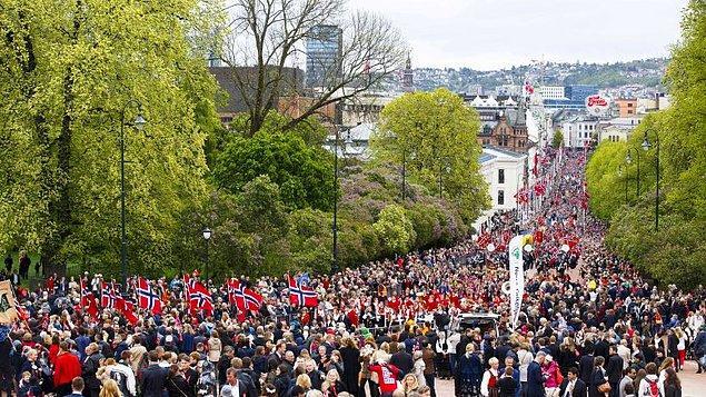 Norveç'in puanı 86, Türkiye'nin 45
