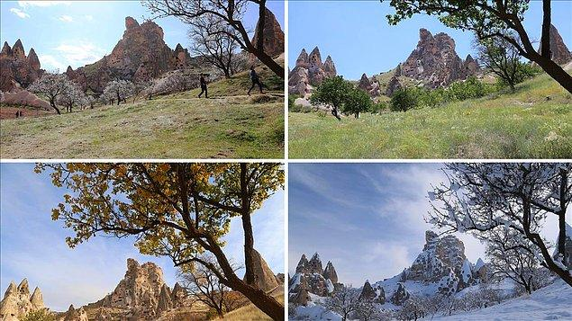 2. Kapadokya'da Dört Mevsim Yaşayarak Öğrenci Olmak