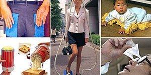 """Мне срочно это надо! 14 причудливых штуковин, которые придумали японцы, чтобы жить стало """"проще"""""""