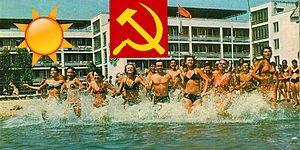 Это вам не Турция или Египет! 12 фото, показывающих отдых в санаториях СССР
