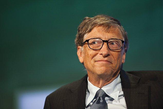 Tarihin gördüğü en önemli inovatörlerden olan Bill Gates'in engin tecrübelerine ve sahip olduğu verilere güvenmek iyi bir hamle olabilir.