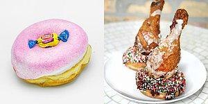20 самых необычных и даже странных пончиков, которые оценят только гурманы