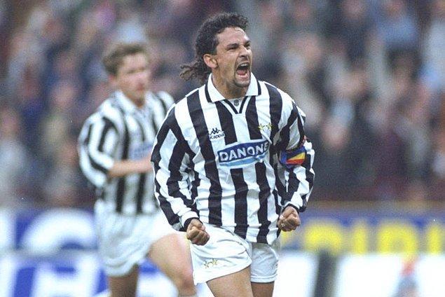 3. Roberto Baggio - 135 milyon Euro