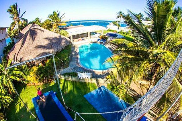 3. eXtreme Hotel, Kite Beach, Cabarete, Dominik Cumhuriyeti
