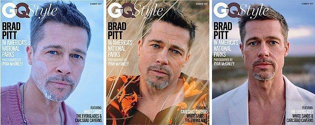 Brad Pitt ise ilk röportajını Mayıs ayında vermiş ve evliliğinde sorun haline gelin alkol ve esrar içme alışkanlığını bıraktığını ifade etmişti.
