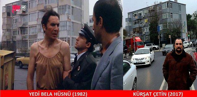 24. YEDİ BELA HÜSNÜ (1982) Kız İsmet'in yakalanma anı: