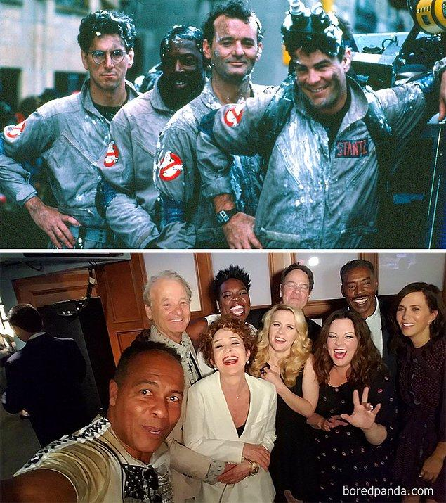 6. Ghostbusters: 1984 - 2016