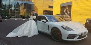 16 лучших фото со свадьбы Никиты Преснякова и Алены Красновой
