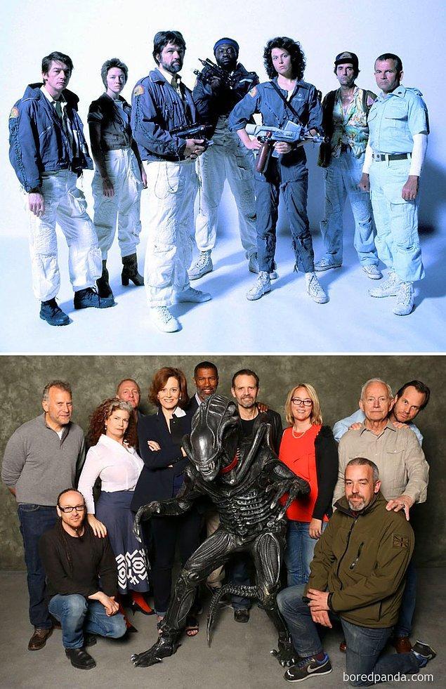 16. Aliens: 1986 - 2014