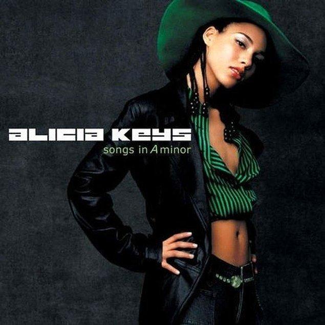 13. Alicia Keys - Songs In A Minor (2001)