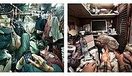 Оскорбление человеческого достоинства: как живут люди в квартирках-кабинках Гонконга