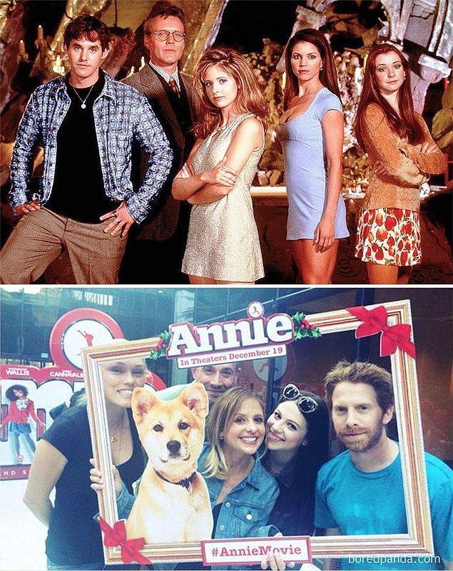 26. Buffy the Vampire Slayer: 1997 - 2014