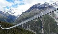 Новый пешеходный мост в Швейцарии и еще 10 умопомрачительных мостов по всему миру