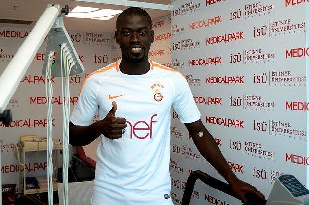 21. Papa Alioune Ndiaye ➡️ Galatasaray