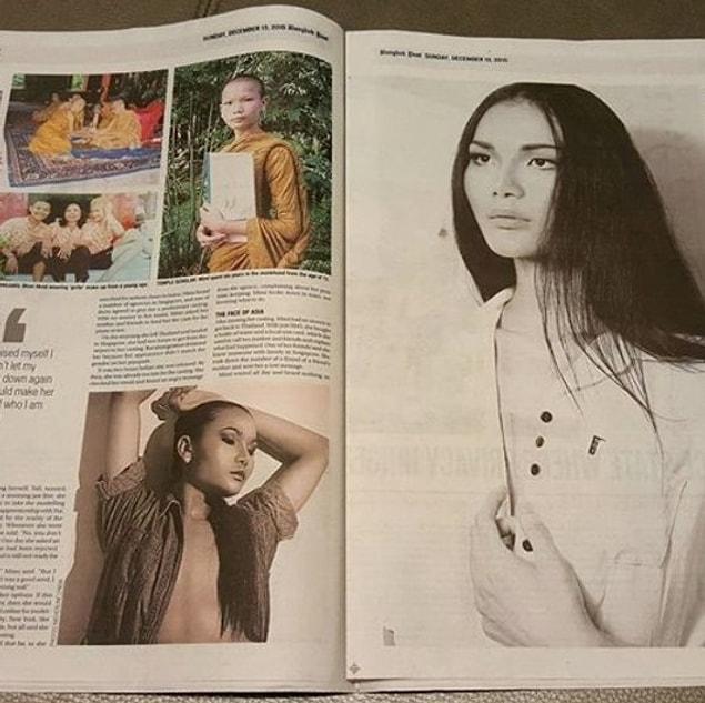 Когда Тао вернулась в Таиланд, она уже находилась на пике своей карьеры