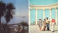 Как советские граждане проводили отпуск: серия колоризированных винтажных фото