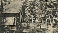 Фото Самары XIX века на винтажных открытках