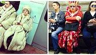 Фэшн из май прафэшн: Мода московского метро-2017!