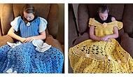 Девушка создает одеяла в виде платьев диснеевских принцесс, которые сделают ваш сон волшебным