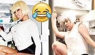 Комедиантка делает пародии на фото звезд в Инстаграм, и все умирают со смеху