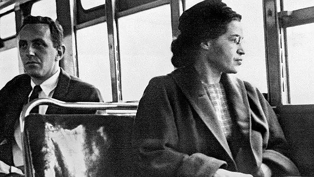 8. Rosa Louise Parks