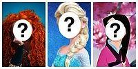 Тест: Сможете ли вы узнать принцесс Диснея только по их волосам?