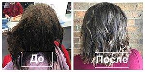 Парикмахер отказалась сбривать волосы девушке-подростку, пребывающей в депрессии, и вместо этого потратила 13 часов, чтобы их распутать