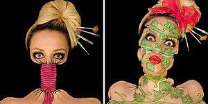 Хорватская художница создает безумные иллюзии, на которые у нее уходит по 12 часов