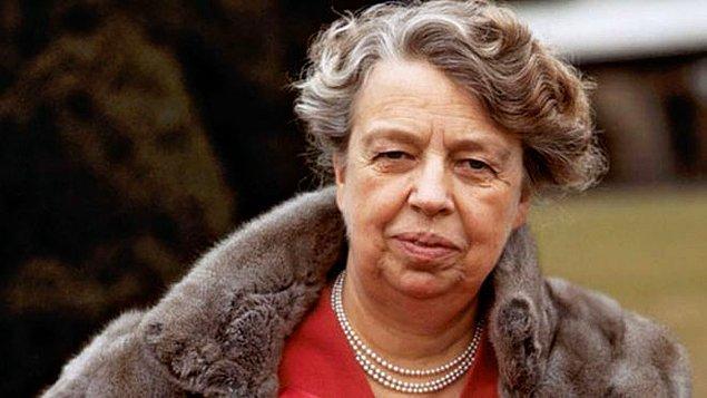7. Eleanor Roosevelt