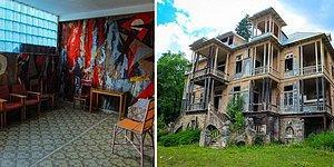 Как отдыхала советская элита: Заброшенный курорт в грузинской Швейцарии
