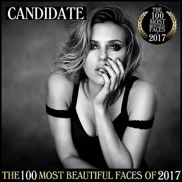 3 - Scarlett Johansson