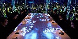 Новое веяние в Японии - цифровые рестораны. Заходите, не бойтесь!