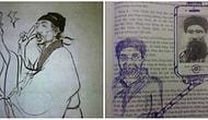 Когда скучно на уроке: 14 юморных зарисовок из школьных учебников