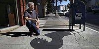 Художник создает на улице тени от предметов, увидев которые вы не поверите, что они нарисованы