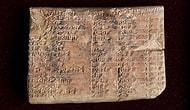 Ученые выяснили, что вавилоняне изобрели улучшенную версию современной тригонометрии еще 3700 лет назад!