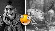 20 винтажных цирковых фото, которые станут вашим ночным кошмаром