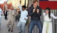 Танцующая королевская семья или как выплясывают монархи?