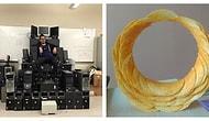 18 фото о том, что происходит, когда людям скучно на работе