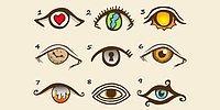 Тест: Выберите глаз и узнайте, что он говорит о вашем характере