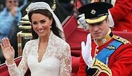 Сегодня вы можете купить кусочек свадебного торта принца Уильяма и Кейт Миддлтон!