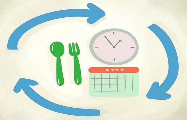 Есть возможность нормализовать свой режим питания