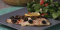 Давненько на ужин не было рыбы? Исправляем это досадное недоразумение!