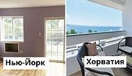 Вот как выглядят квартиры за $1000 в месяц в 26 странах мира!