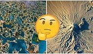 Тест: Угадайте место по фотографии из космоса
